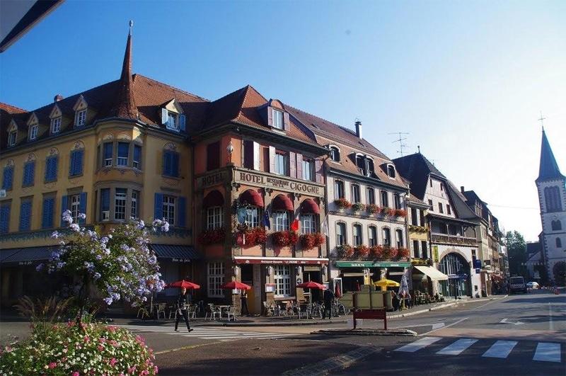 Hotel La cigogne