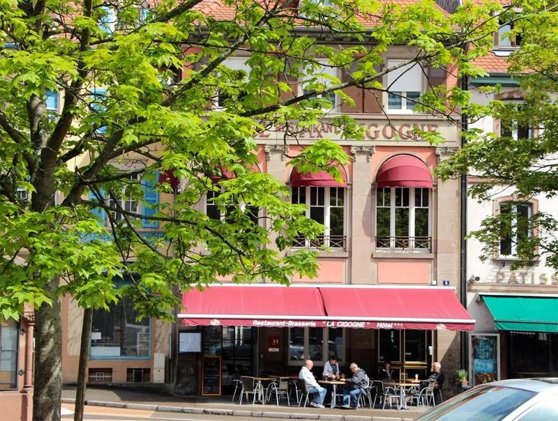 la cigogne restaurant